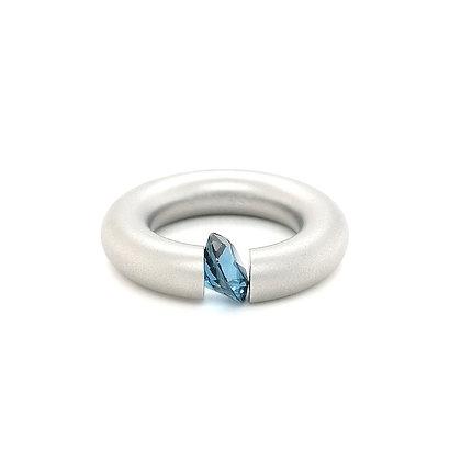 Niessing edelstalen ring model High Noon