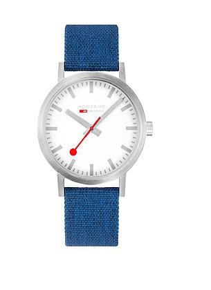 Mondaine SBB Classic 40 mm blauw
