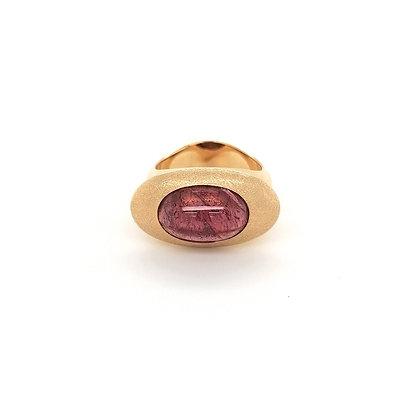 Nobilia ring met toermalijn