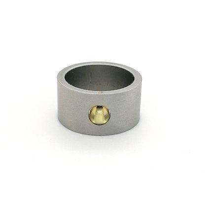 Niessing edelstalen ring Roll S