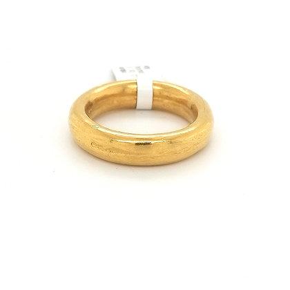 Fijngouden ring