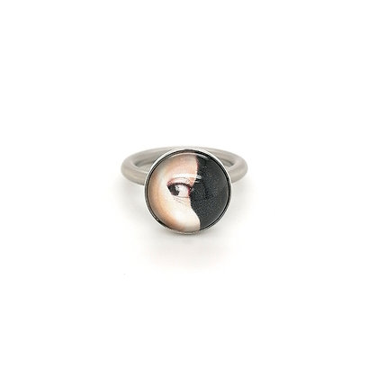 Pur Swivel ring Portrait