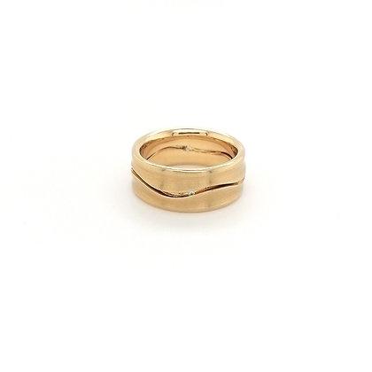 Vincent van Hees ring met diamant