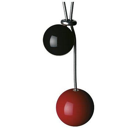 Tamawa collier met bollen AS-21-25
