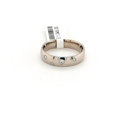 Nobilia ring met diamanten