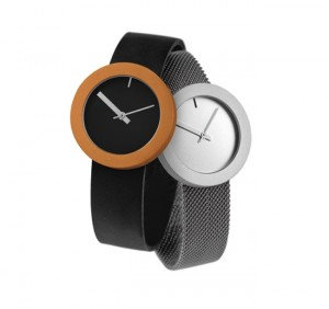 Pierre Junod Vignelli Thick 'n Thin horloge MLV2-4