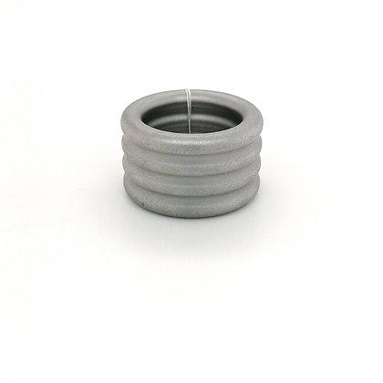 Niesing edelstalen ring