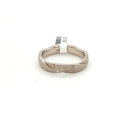 Vincent van Hees ring met diamanten