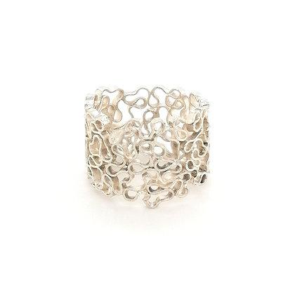 Zigt zilveren ring