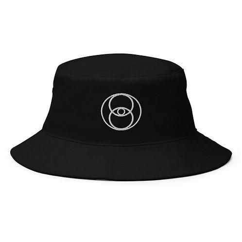 Bucket Hat Black/Navy