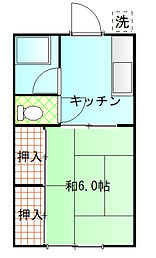 IBS国分マンション 間取り図