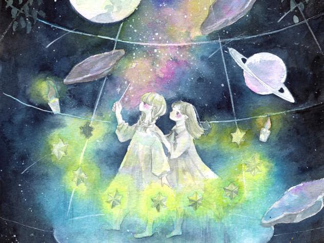 宇宙の魔法