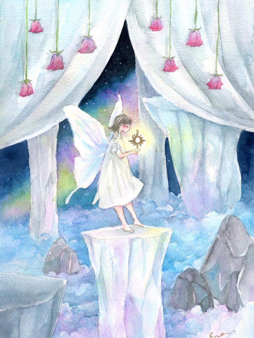 月虹の祈り