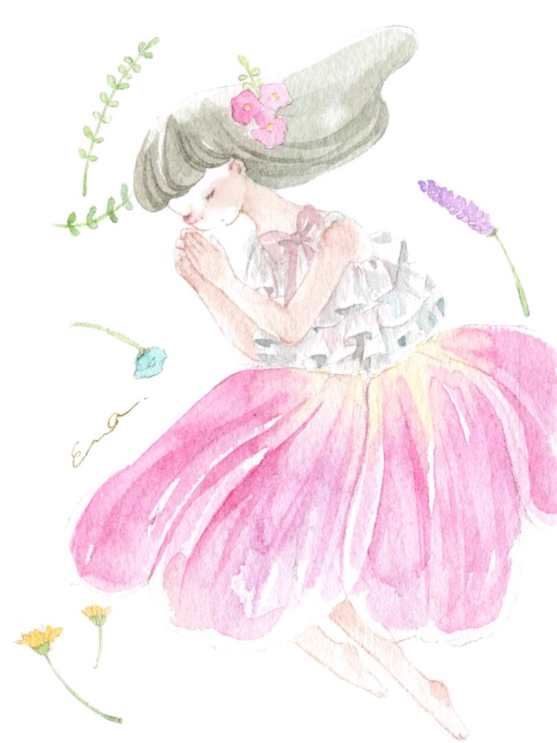 お花の精霊