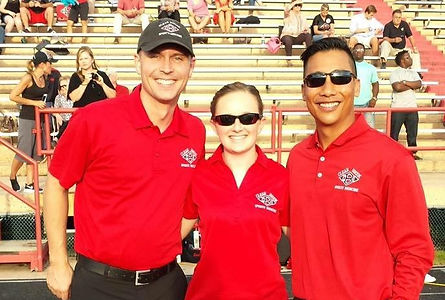 Dr. Jeremy Holzbach, Clear Brook High School Sports Medicine Chiropractor