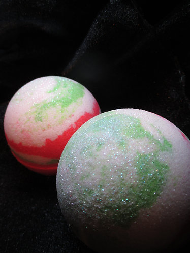 Watermelon Mojito Bath Bomb