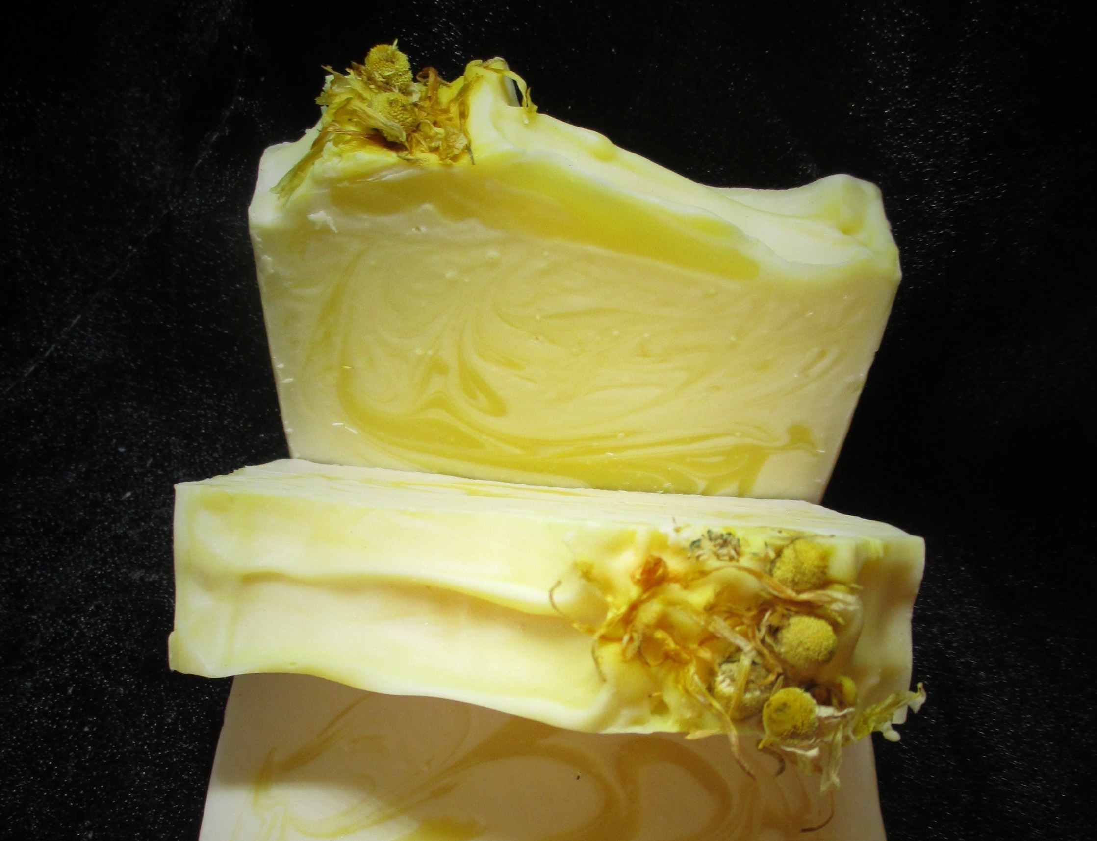 Chamomile & Lemon Soap Bar