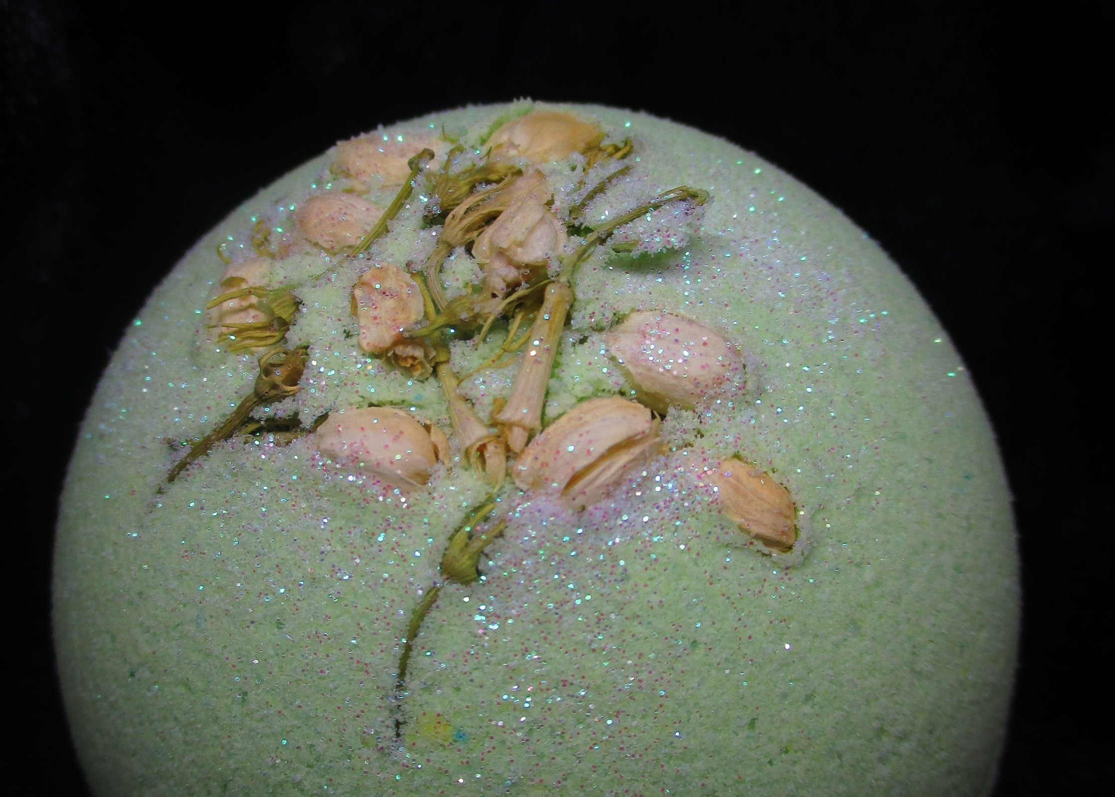 French Pear Bath Bomb
