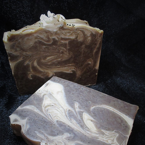 Cafe Mocha Handcrafted Soap