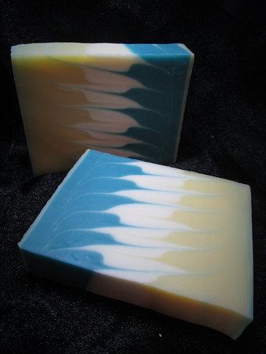 Lemongrass & Ginger Handcrafted Soap