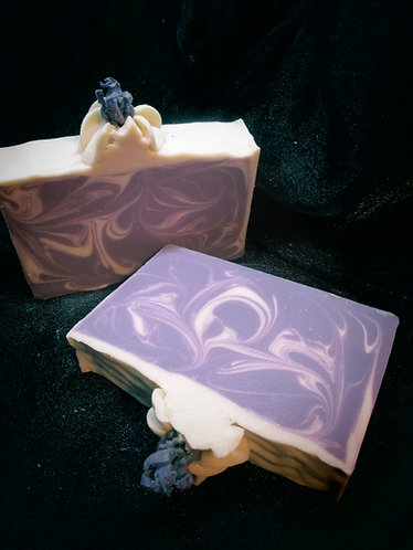 French Lavender Handcrafted Soap
