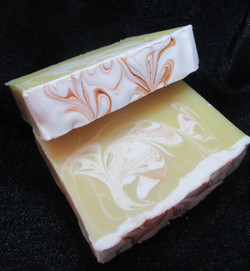 Sweet Orange & Patchouli Soap Bar