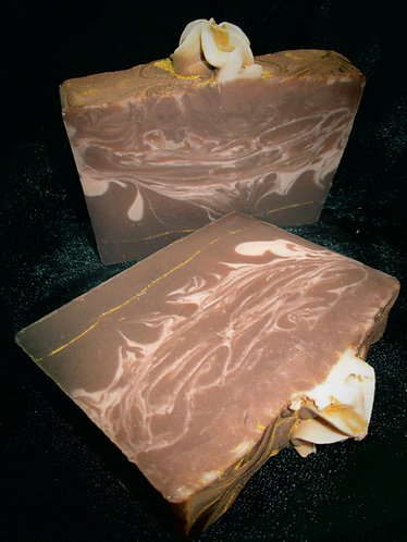 Coconut Rough Handcrafted Soap