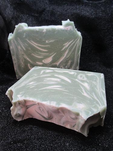 Avocado, Aloe & Hemp Oil Handcrafted Soap