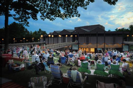 Saratoga Performing Arts Center (SPAC)