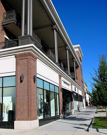 Retail on Sidewalk