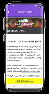 Regnskovscafeen push weblink.png
