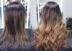 Tape in Extensions by Souheila