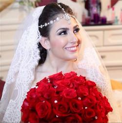 Bridal Make-up by Houda