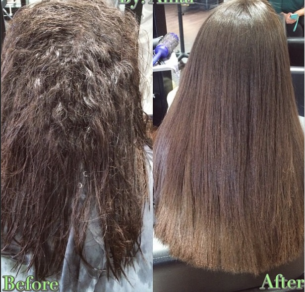 Keratin Complex by Amal
