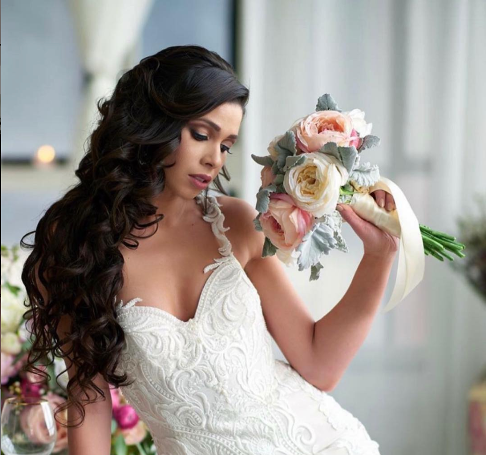 Formal Bridal Hair