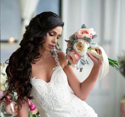 Formal Bridal Hair