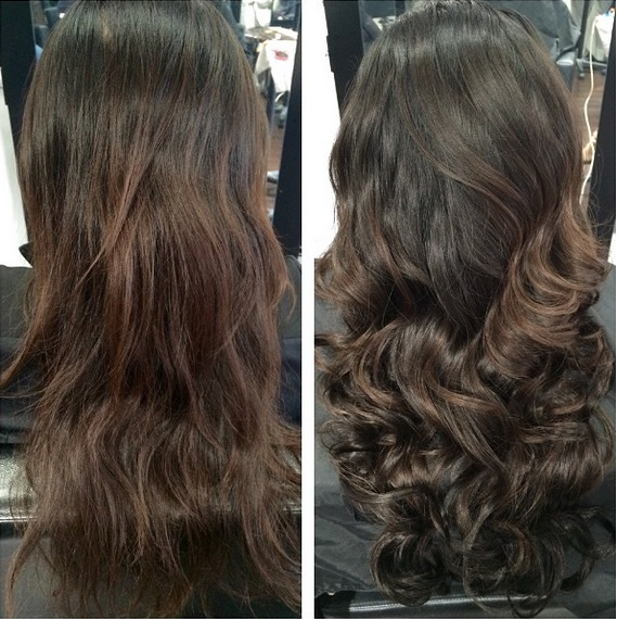 Micro Bead Extensions by Souheila