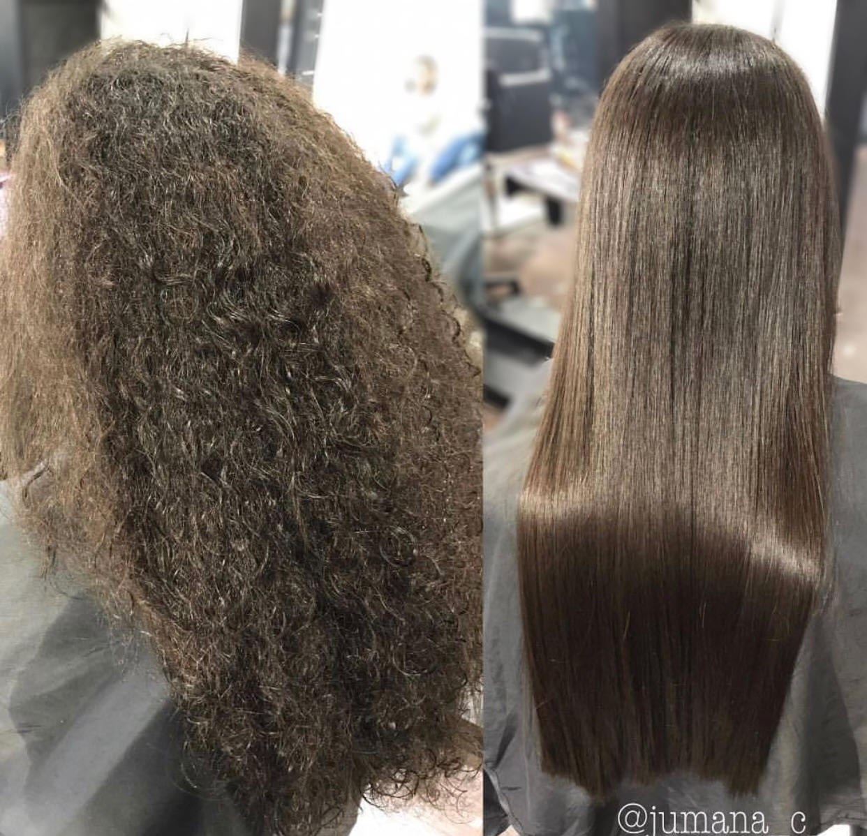 Keratin Treatment by Jumana