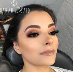 Makeup by Sarah Obaid
