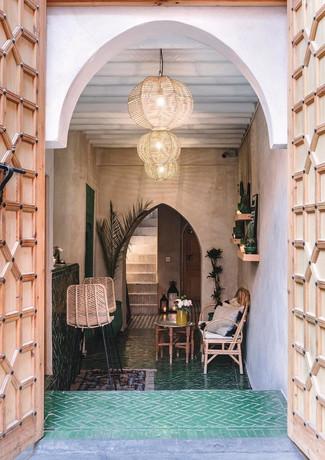 The Nopo- Riad BE Marrakech Beautiful Ma