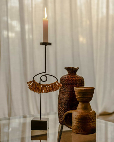 The Nopo- Moroccan handmade candle holde