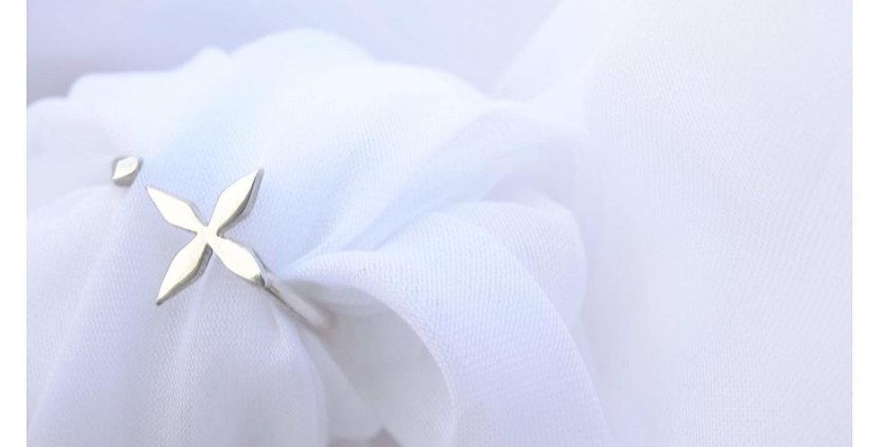 Handmade Silver - Aditi Ring - The Goddess of Nature