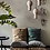 Thumbnail: Raffia Hand-Woven Hanging Light