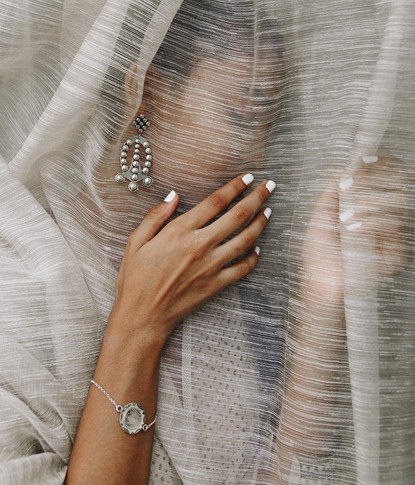 The Nopo- Handmade silver jewelry by Yel