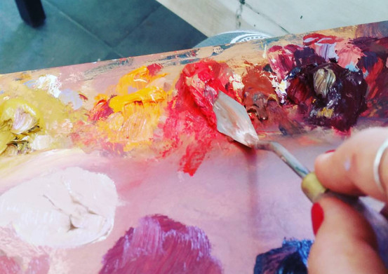 zineb process of painting.jpg