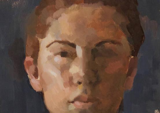 The Nopo- Zineb El- Kohen self portrait.