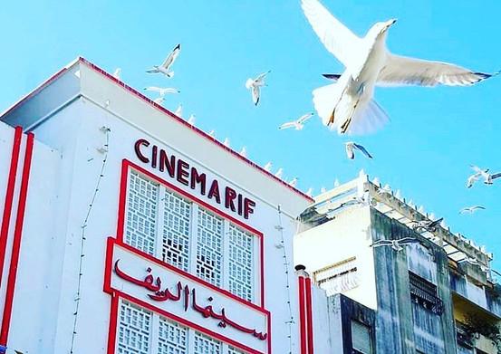 The Nopo- Cinema Rif Tangier Morocco pho