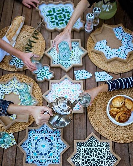 The Nopo - Beautiful Handmade Moroccan Z