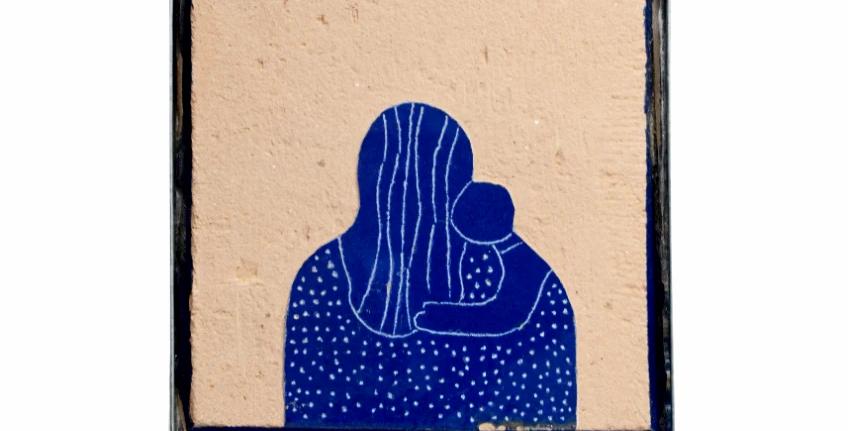 Handmade Zellige Tile - Motherhood