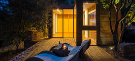 Rilassatevi e godetevi il lusso della Wellness & Spa nel bosco de Il Termine Elba solo per voi! Una vera e propria esperienza magica e romantica immersi nel bosco con la vista mozzafiato del golfo di cavo.